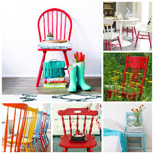 diy transform an old wooden chair part 1 a spoonful of sugar