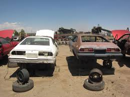 World Falcon Auto Salvage by Junkyard Find 1977 And 1978 Ford Mustangs The Truth About Cars