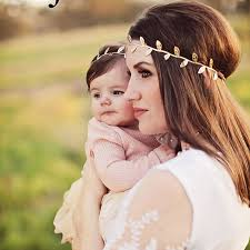 hair accessories for babies 1set and me gold silver leaf headband set hair accessories