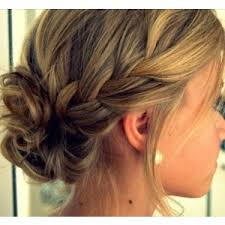 front and back views of hair styles prom updo hairstyles front and back view short hairstyles polyvore