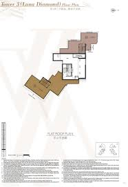 the wings 天晉 the wings floor plan new property gohome