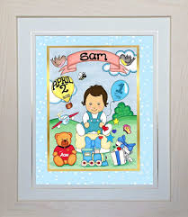 baby bday unique personalised baby s birthday gift boogiecat designs
