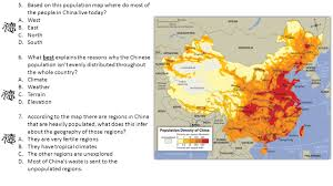 Map Of China And India by Checkpoint 40 Standard 6 30 U2013 Identify And Locate Geographical