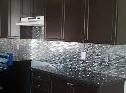 stainless steel backsplash u2013 a sleek shine for a modern kitchen decor