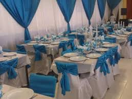 mariage bleu et blanc decoration bleu et blanc pour mariage meilleure source d