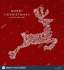 merry happy new year 2016 greeting card background