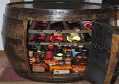 whiskey barrel liquor cabinet modern style home design ideas