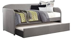 What Is A Trundle Bed Daybed With Pop Up Trundle Amazon Com
