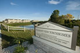 Plymouth Wisconsin Map by Pleasant View Townhomes Apartments In Plymouth Wi
