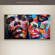 likeness of top ten modern aliexpress buy painted popular modern painting knife