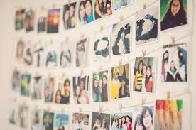 unique ways to hang pictures creative wall displays get those photos off your hard drive