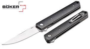 Boker Kitchen Knives Boker Plus 01bo298 Kwaiken Flipper 3 5 Plain Edge Vg 10 Blade