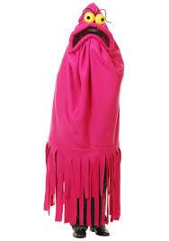 pink monster halloween costume pink yip yip monster costume monster costumes for adults
