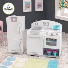Kidkraft Kitchens Sensational Inspiration Ideas Kidkraft Retro Kitchen White Unique