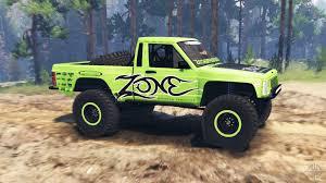 jeep comanche pickup truck pre comanche mj for spin tires