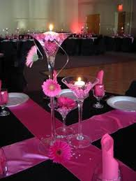 quinceanera centerpieces star theme navy blue with silver picture