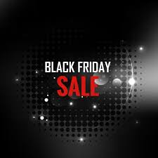 best blurry black friday deals shiny black friday sale background vector free download