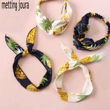 fruit headband popular pineapple knot buy cheap pineapple knot lots from china