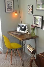 industrial hairpin leg desk industrial desk chair mid century modern style hairpin leg table
