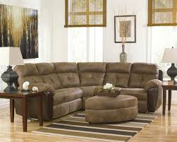 Rustic Sectional Sofas Brown Rustic Leather Sectional Sofa 12 Outstanding Rustic