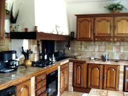 comment renover une cuisine en bois refaire sa cuisine rustique en moderne renover sa cuisine rustique