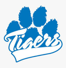 blue tiger paw print gum