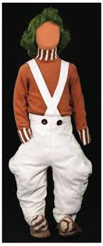 oompa loompa costume oompa loompa costume from the 1971 willy wonka the