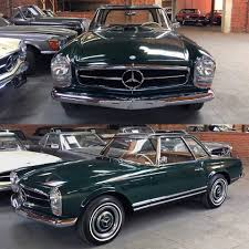 green mercedes benz greengoda 1966 mercedes benz 230sl pagoda green with tan interior