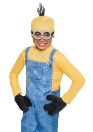 Minion Costume Ebay Child Minion Goggles Elegant Moments Yellow Blue Subordinate