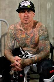 carey hart huntington awww miss your bro tony r i p he will always