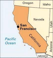 san francisco on map san francisco on map of california michigan map