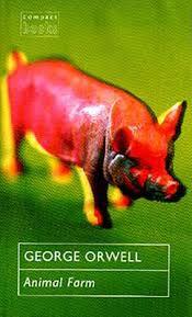 george orwell animal farm fairy story publisher u0027compact