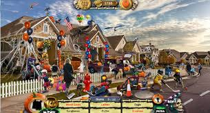 halloween trick or treat 2 hidden object games