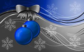 twinklestar11 images blue christmas ornaments hd wallpaper and