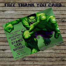 32 incredible hulk birthday party ideas decorations