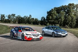 lexus vs acura tlx lapping gingerman raceway in an acura tlx gt race car