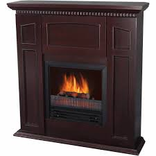 Fireplace Storage by Electric Fireplace With 36