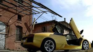 Lamborghini Murcielago Fiat 500 - wcf test drive lamborghini murcielago roadster