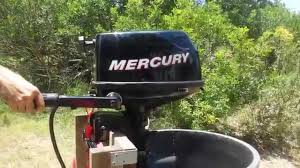 mercury 5hp tohatsu 5hp outboard annual service overview youtube