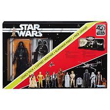 star wars the black series 40th anniversary legacy pack star wars