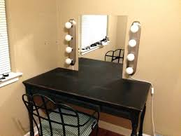 Bedroom Vanity Mirror With Lights Wall Mounted Lighted Vanity Mirror Led Mam84836 Light Wall