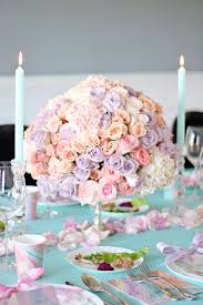 how to make a floral centerpiece spring party inspiration