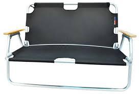 algoma net company sport couch folding camping bench u0026 reviews