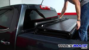 Chevy Colorado Bed Cover Gator Fx3 Hard Folding Tonneau Cover Install On 2015 Chevy