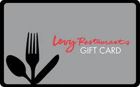 e gift cards restaurants levy restaurants gift card