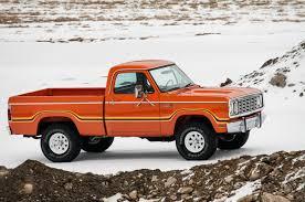 dodge truck power wagon bangshift com 1978 dodge w100 powerwagon