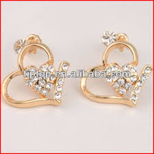new jhumka earrings gold jhumka earrings boys earrings gold earring 2013 new design