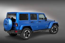 jeep moab edition limited model jeep wrangler u201cpolar u201d edition released