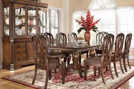 dining room sets leather chairs dining room amiable dining room table and faux leather chairs