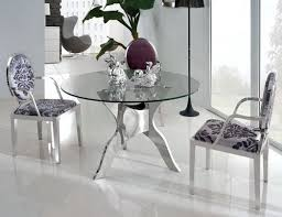 Dining Room Glass Tables 29 Best Round Tables Design Images On Pinterest Round Tables